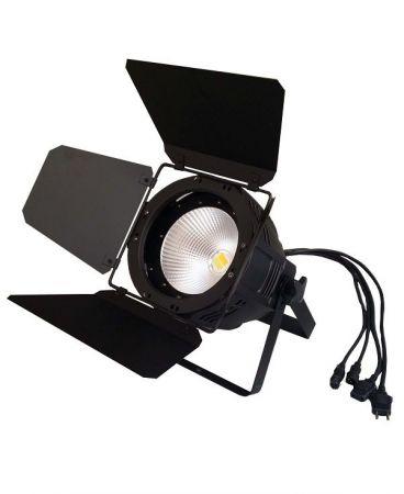 COB100W影視面光燈