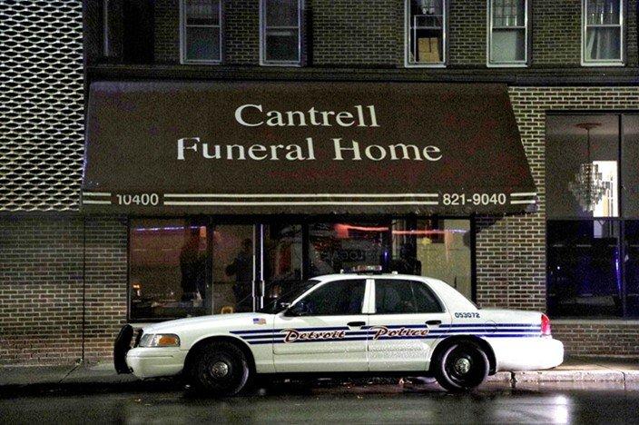 涉事殡仪馆被当局勒令停牌半年