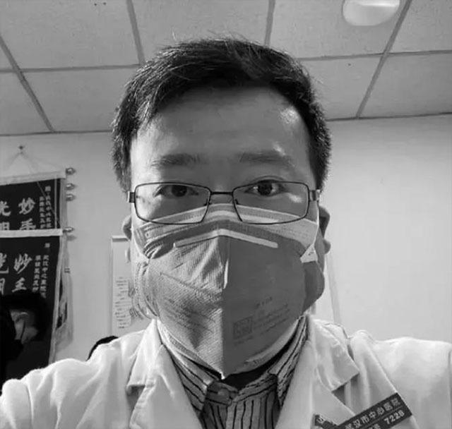 哀悼李文亮医生