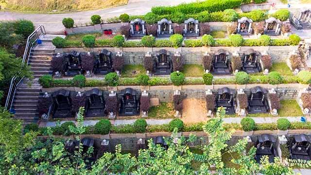福山B区·成品墓