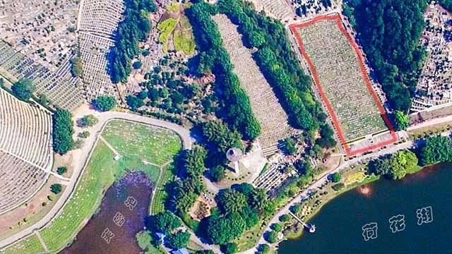 宝福一区·俯拍红线区域位置640