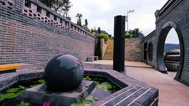 净莲苑·高端精品墓区