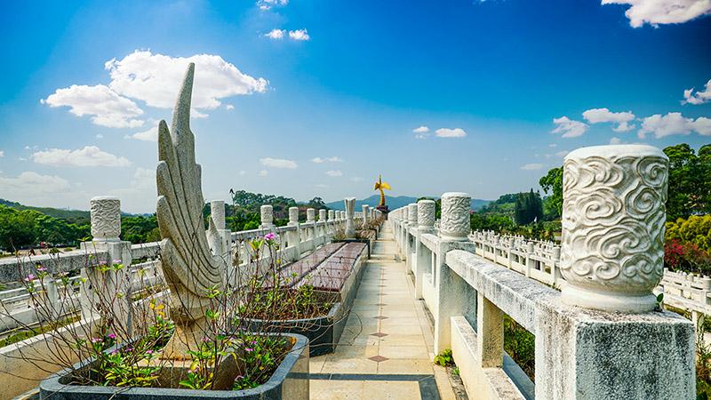 凤鸣苑区域小型葬