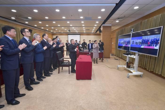 中俄两国签署合作建设国际月球科研站谅解备忘录
