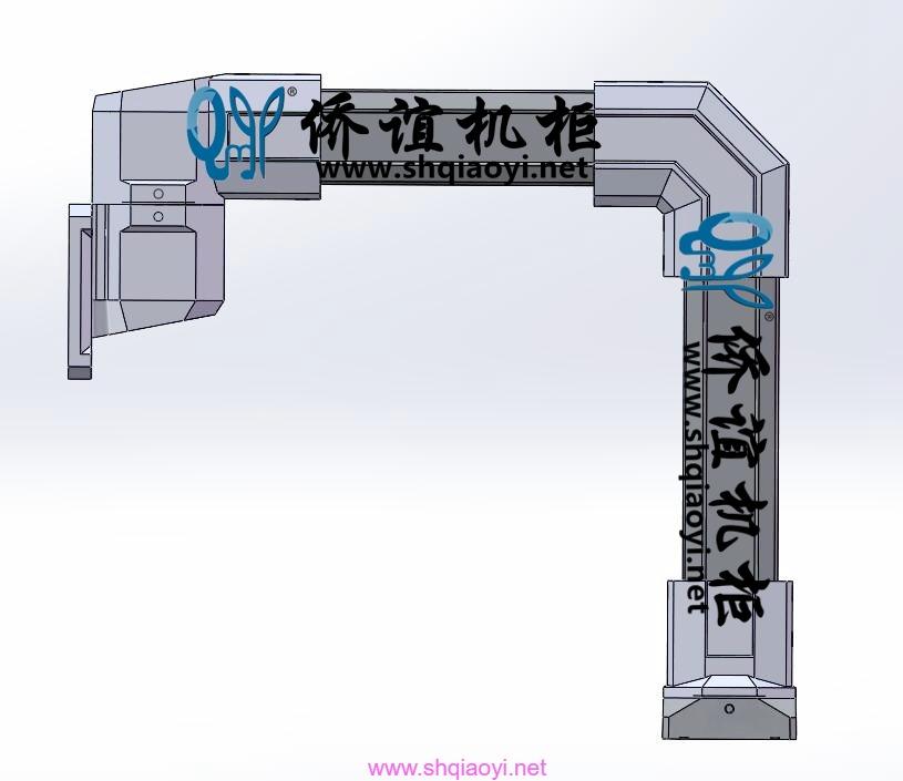 4660机床悬臂  吊臂 数控吊臂 数控悬臂 悬臂铝合金控制箱