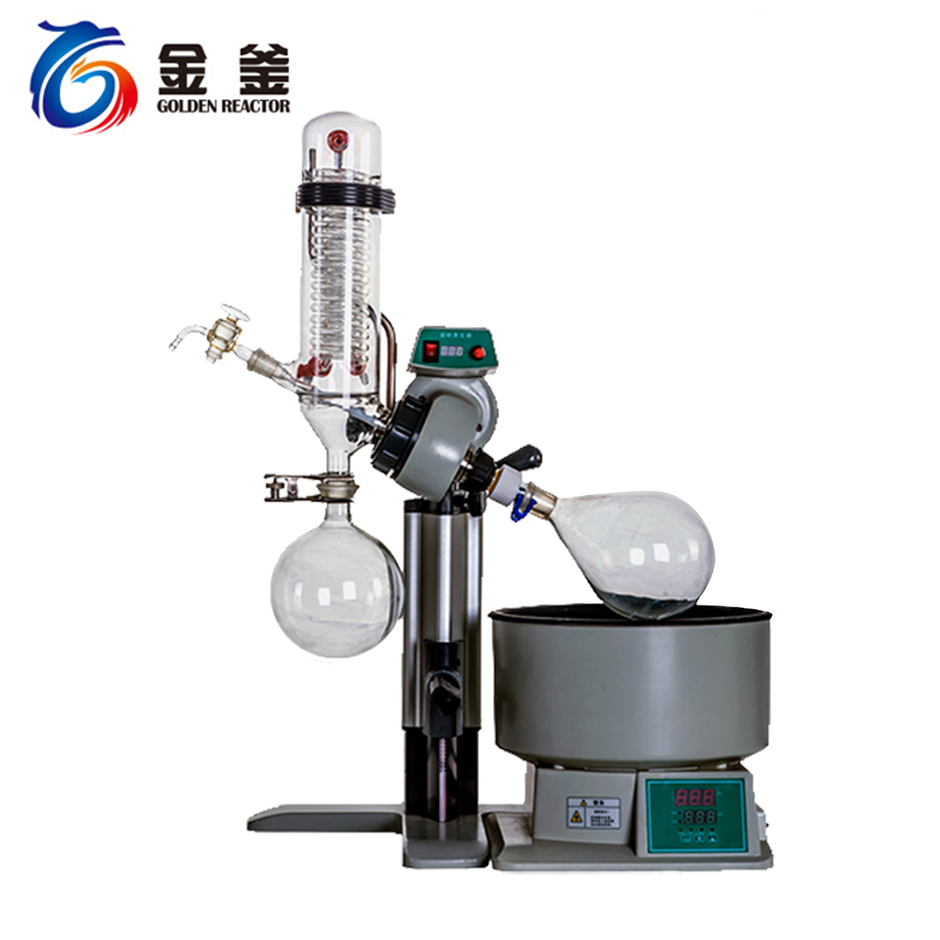 RE-2010 0.5-2L仿進口旋轉蒸發器