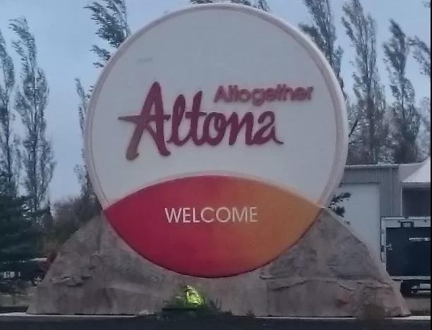 阿尔托纳Altona,曼省,联邦RNIP小镇雇主移民