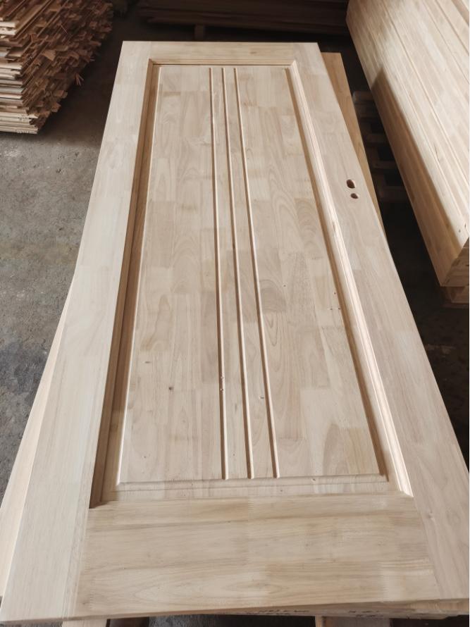 橡木门-木门图片