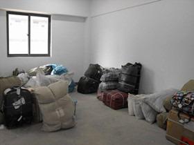 长沙学生搬家运行李