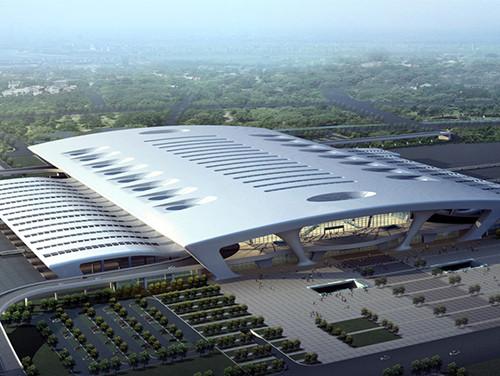 杭州东站主站房幕墙设计