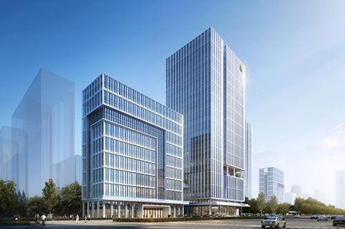 海尔云玺项目A楼公寓