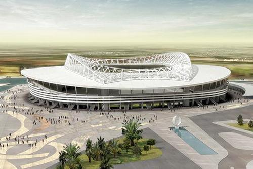 阿尔及利亚阿尔及尔-巴哈吉奥林匹克体育场