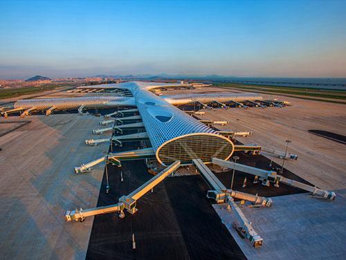 深圳宝安国际机场 T3航站楼