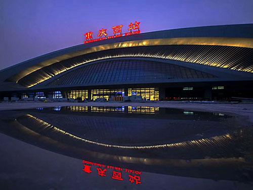 重庆至贵阳铁路扩能改造工程重庆西站站房及相关工程东站房外幕墙