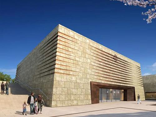 盘龙城遗址博物馆