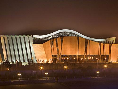 琴台文化艺术中心音乐厅