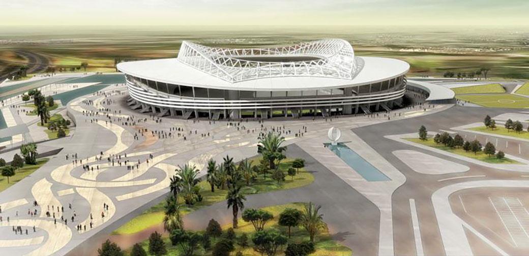 巴哈吉奥林匹克体育场