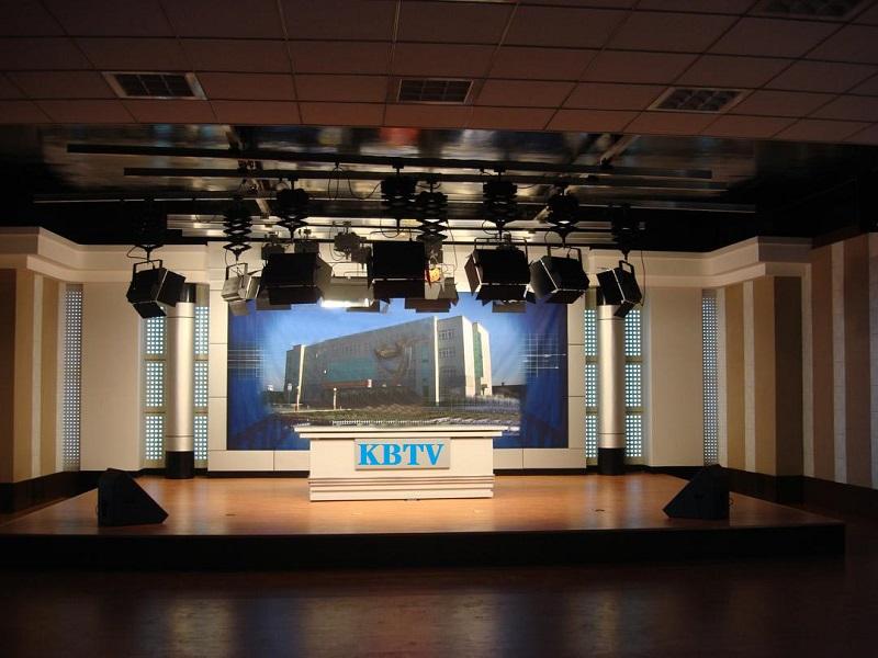 電視台演播廳