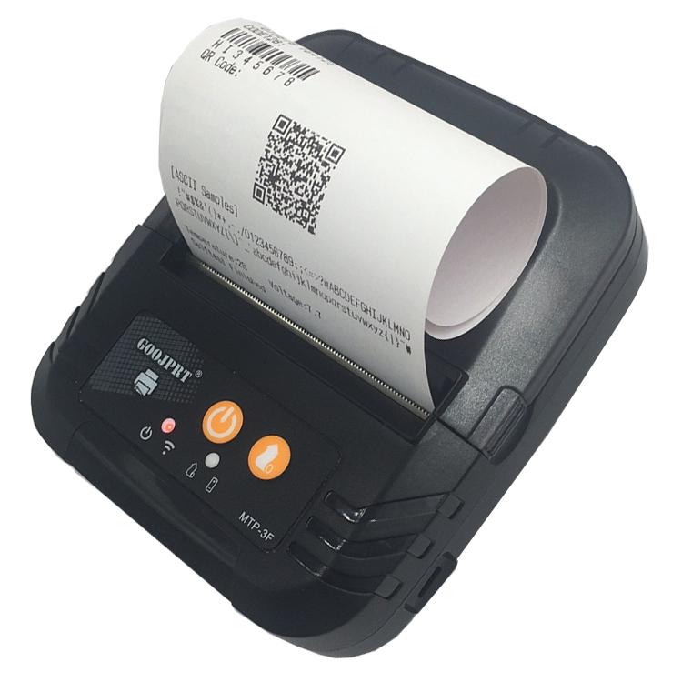 MTP-3F 蓝牙打印机