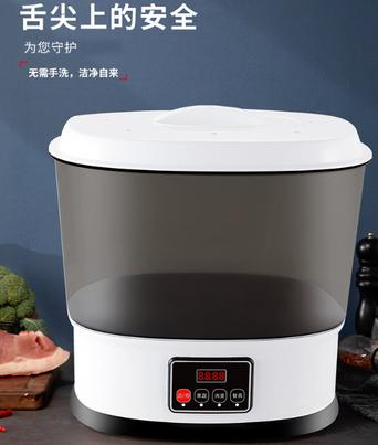 厨房小家电果蔬肉类会销礼品超声波臭氧食材净化机