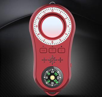 探测器防 偷拍窃听红外扫描仪反窃听多功能反监控防偷窥探测
