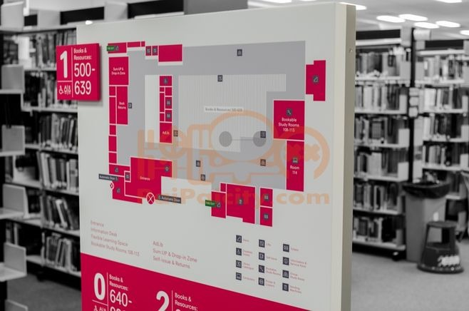 图书馆的自助服务终端都使用了那些核心科技呢?