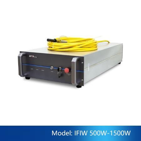 激光焊接設備——IFIW系列(低功率)