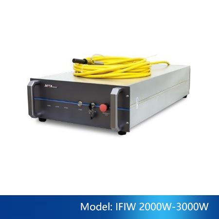 激光焊接設備——IFIW系列(中功率)