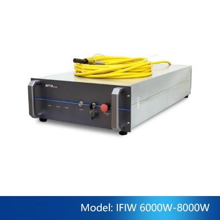 激光焊接設備——IFIW系列(高功率)