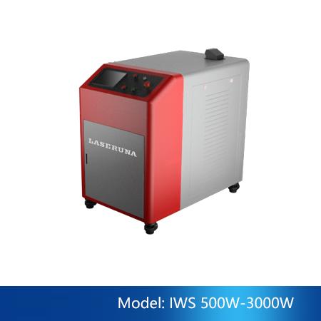 雷拉激光IWS系列一體式激光焊接機