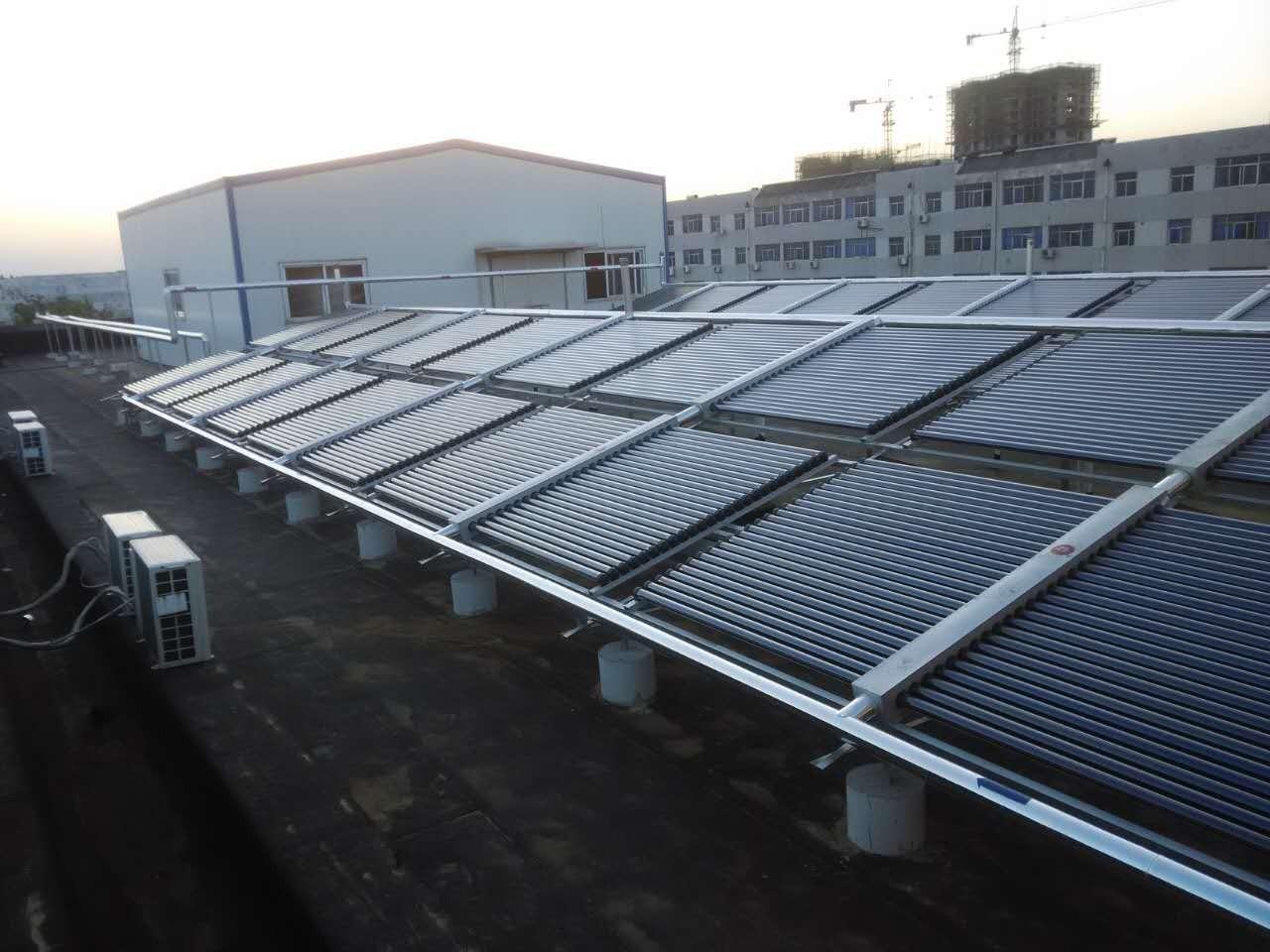 西藏新聞:措美空氣源熱水及瓊結太陽能系統設備安裝工程2020年服務