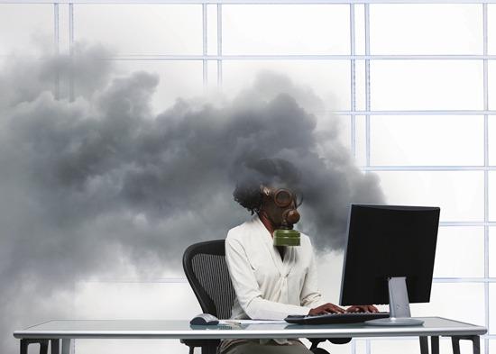 办公室甲醛污染