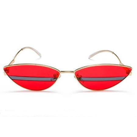 *Red ARC Sunglasses SF60026