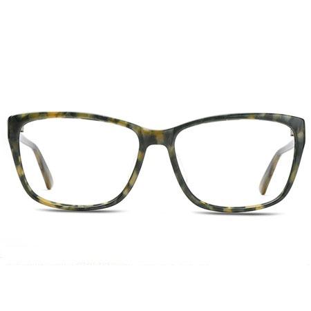 迷彩 长方形 光学眼镜 P6000106