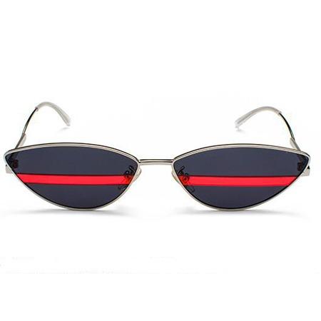 炫酷玛丽 黑色太阳眼镜 SF60025