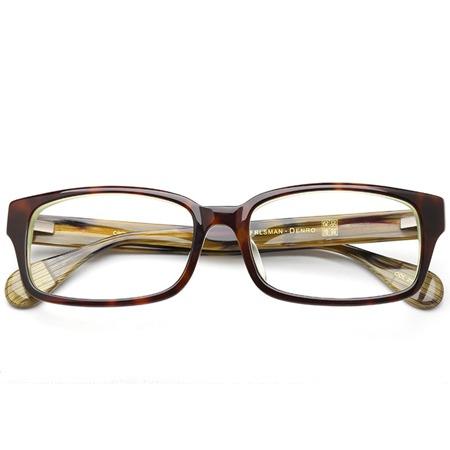 玳瑁方形光学眼镜 P600087