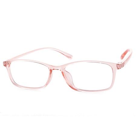 粉色方形光学眼镜 P60004