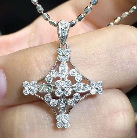 钻石项链 ASN001