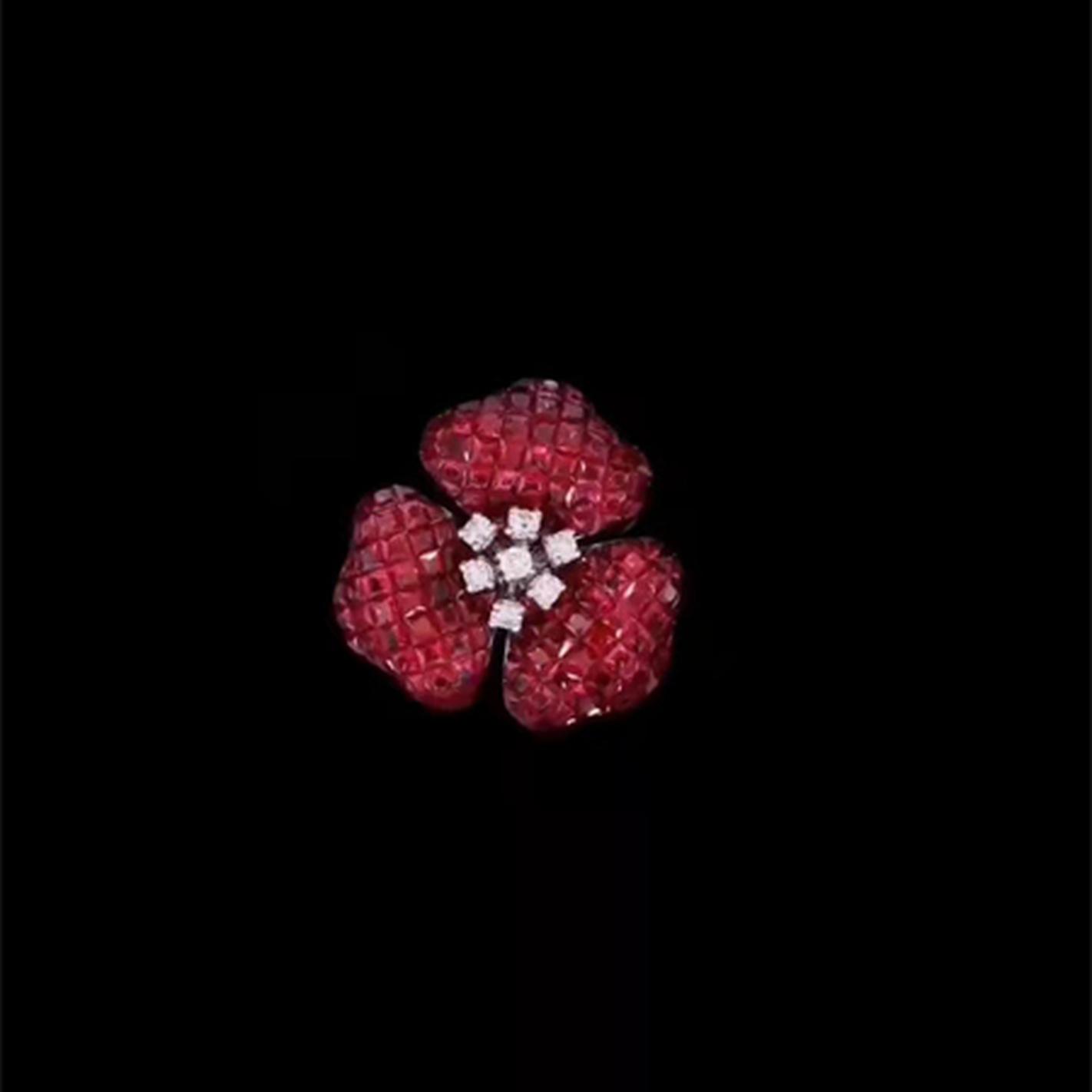 红宝石戒指 ASR006