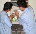变频空调器集成电路的检测