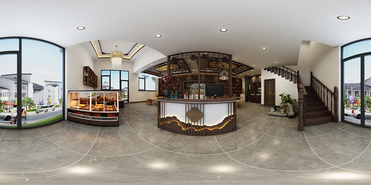 木雕展厅设计案例