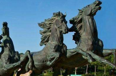 沈阳铸铜雕塑:铸铜动物雕塑设计制作