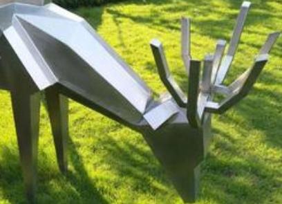 沈阳金属雕塑厂