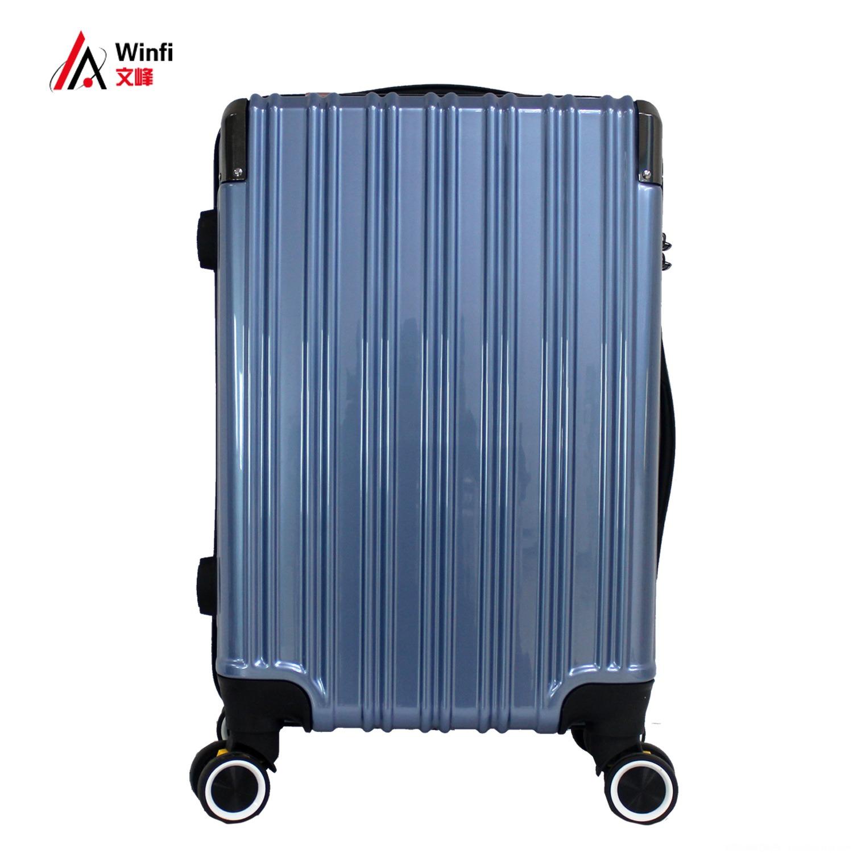東莞拉桿箱廠家 文峰箱包廠 定制ABS+PC拉桿箱行李箱旅行箱