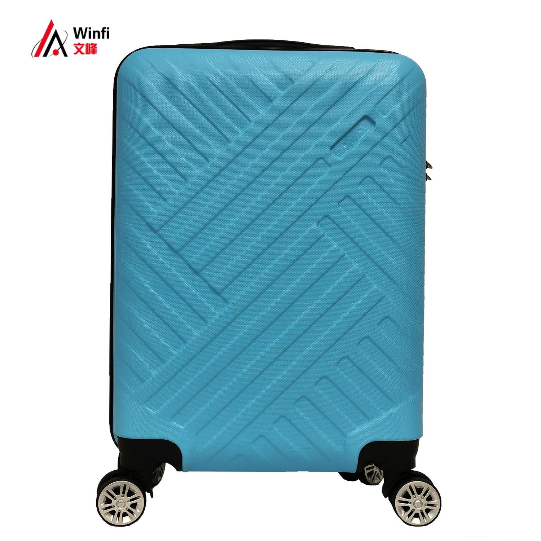 WFLP-008: 礼品拉杆箱旅行箱行李箱定做订制LOGO-广东拉杆箱厂家