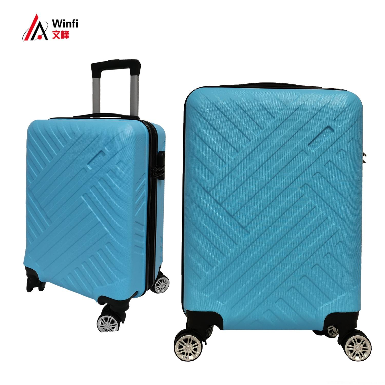 WFLP-008: 禮品拉桿箱旅行箱行李箱定做訂制LOGO-廣東拉桿箱廠家