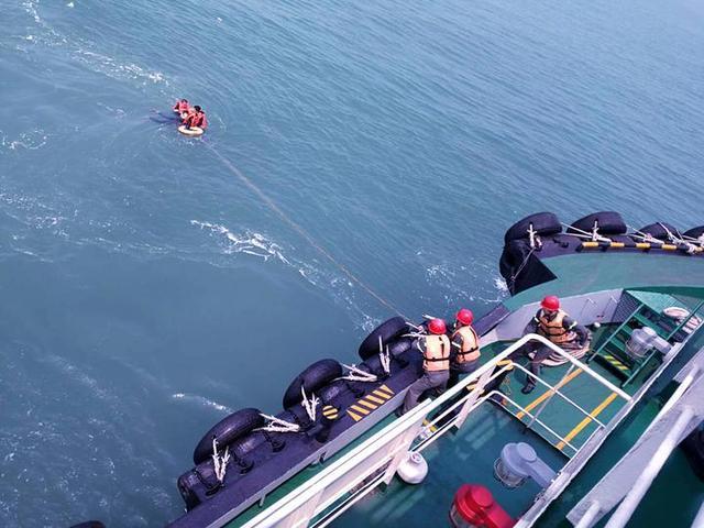 如何防范船员意外落水发生?