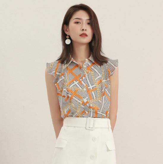 新款时尚小众衬衫-2cs024