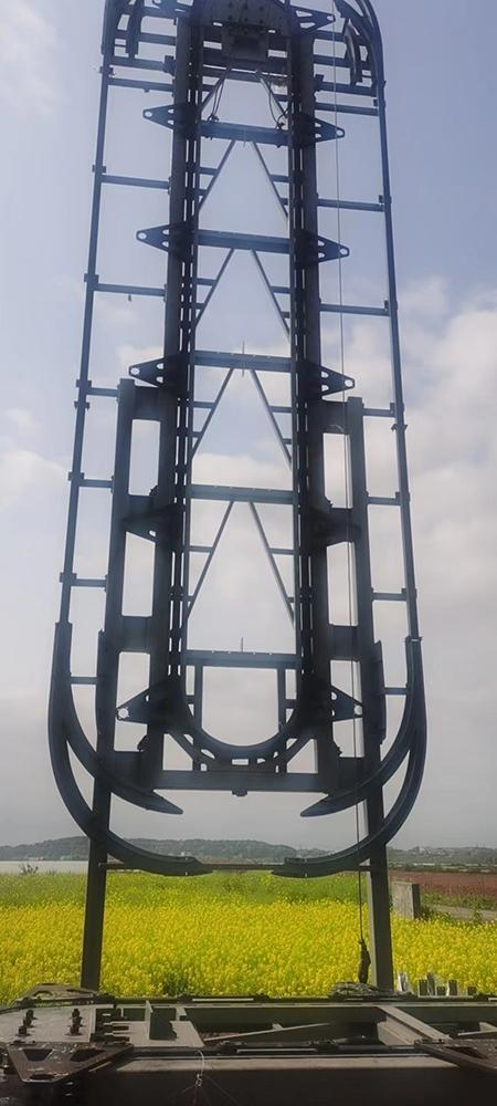 浙江省未来国际社区垂直循环类立体停车设备