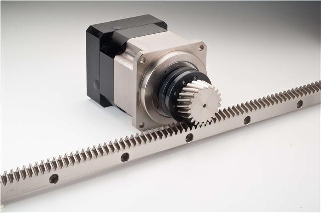 丝杆传动和齿条传动的不同特点和正确应用